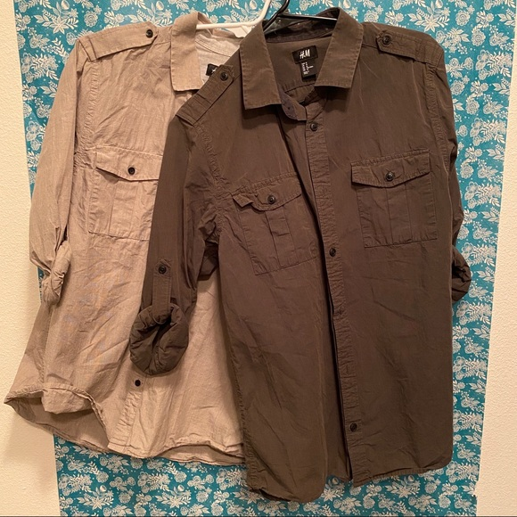 H&M Button Ups